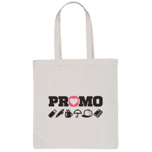 Promotional 8oz Canvas Tote Bag for Events