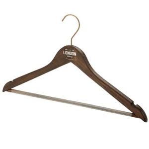 Antique Ash Wooden Coat Hangers prices are upon application