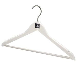 White Ash Wooden Coat Hangers prices are upon application