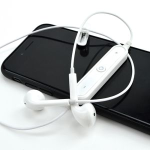 Printed ear phones for marketing campaigns
