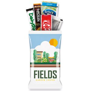 Promotional Tea and Coffee Refresher Packs for giveaways