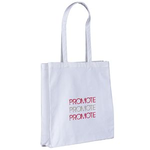 Promotional 8oz Canvas Tote Bag with Gusset for events