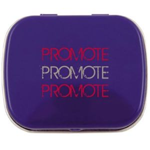 Customised mints for event merchandise