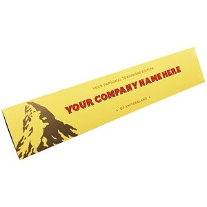 Promotional Printed Toblerone for Business Gifts