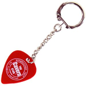 Promotional Guitar Plectrum Keyrings for all Music Related Campaigns