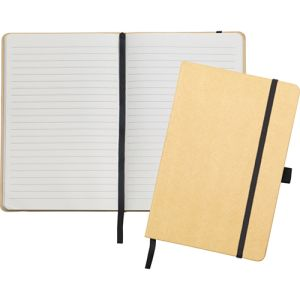 Eco A5 Recycled Notebooks for company giveaways