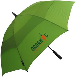 Promotional Recycled Umbrellas with logo printed