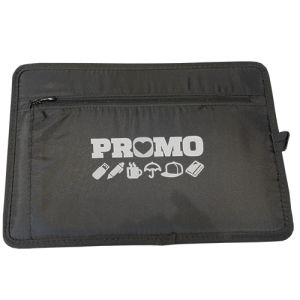 Each printed travel case features your logo printed on the exterior, offering brand awareness with every outing!