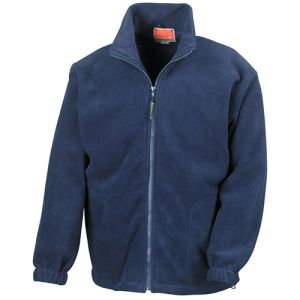 Corporate Branded Unisex Fleece Jackets with your Logo