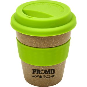 Promotional Bamboo Eco Coffee Cups for Advertising your Company Brand