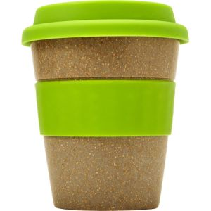 Bamboo Coffee Cups in Lime