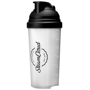 Choose from a wide range of colours when designing your perfect promotional protein shaker bottle.