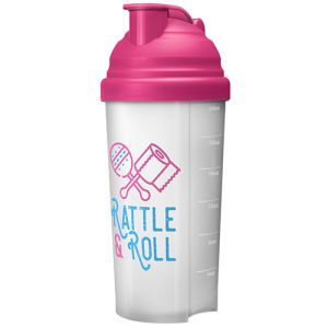Promotional Sports Bottles and Protein Shakers