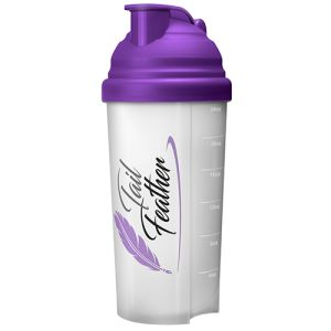 These logo-printed protein shaker bottles are available in a wide range of colours at fantastic low prices.