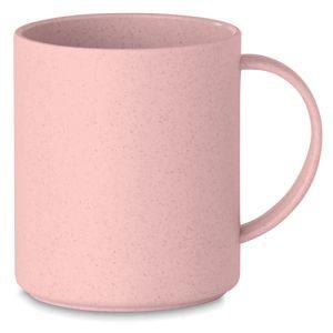 Logo Printed Bamboo Mugs for Guaranteed Brand Exposure