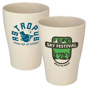 Corporate Branded Eco-Friendly Reusable Cups