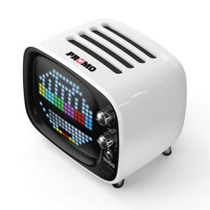 Full Colour Printed LED Bluetooth Speakers Promotional Merchandise