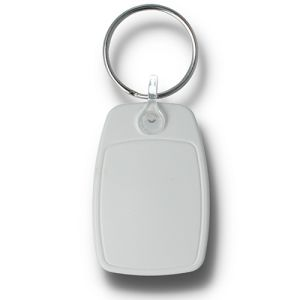 Low Cost Promotional Merchandise Eco-friendly Keyrings