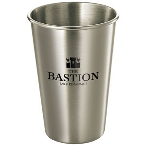 Promotional 400ml Stainless Steel Cups with Your Logo