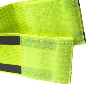 Printed hi viz armbands for customising
