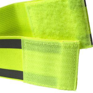 Printed hi viz armbands for customising
