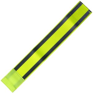 Personalised reflective bands for merchandise