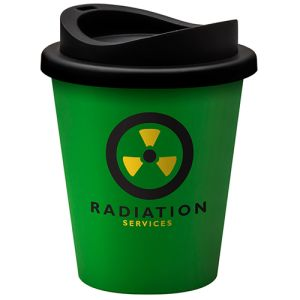 Promotional Reusable Coffee Cups for Mobile Advertising