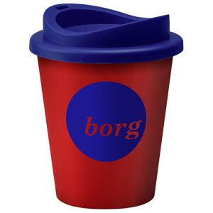 Logo Printed Coffee Cups Low Cost Promotional Merchandise