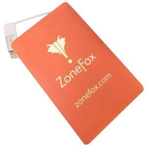 Express 2000mAh Card Power Banks