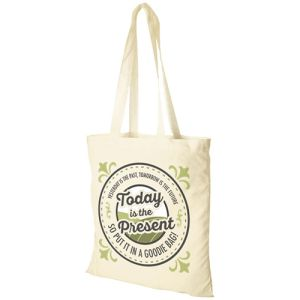 Custom Branded Tote Bags With Printed Design