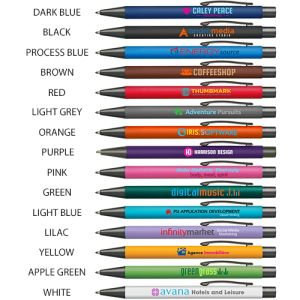 Low Cost Business Gifts Branded Metal Pens