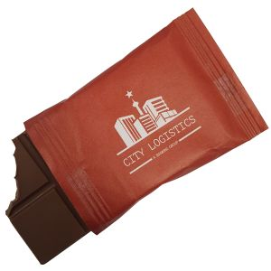 Promotional Small Bars of chocolate
