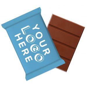 Printed Swiss Chocolates