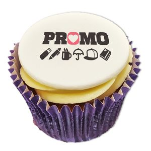 Personalised Cakes with Company Logos