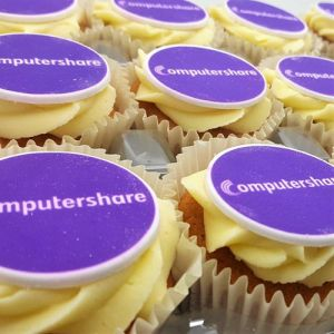 Promotional Cakes Printed with Campaign Messages