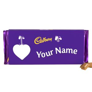 Promotional Cadbury's Chocolate with Company Names