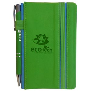Custom Branded Note Book for Corporate Gifts