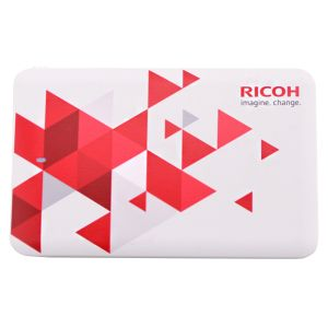 Promotional Printed 2500mAh Card Power Banks with Your Logo
