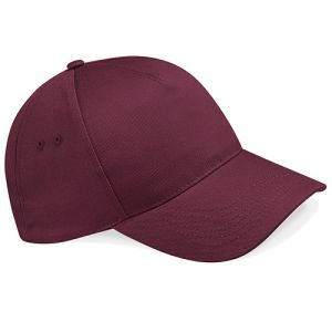 Branded Promotional Ultimate Cotton Cap for wearing at events