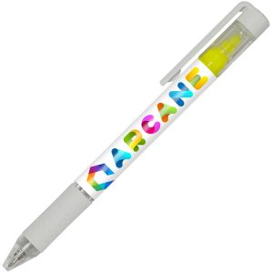 Bergman Bright Highlighter Pens in White
