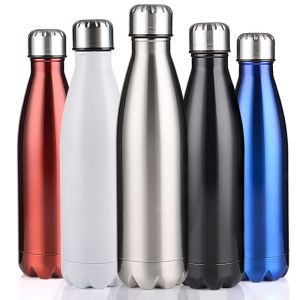 Corporate Printed Stainless Steel Water Bottles with Your Logo