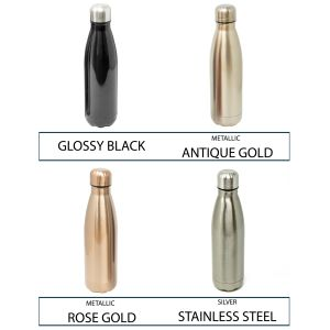 Promotional Thermal Bottles as Company Gifts