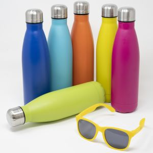 Branded Insulated Drinks Bottles for Business Gifts