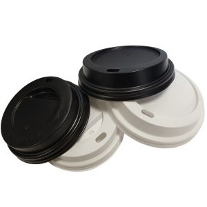 Branded Paper Coffee Cups with Lids for Marketing Events