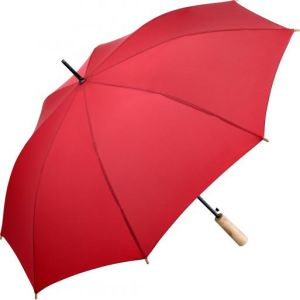 Fare Regular Eco Umbrellas in Red