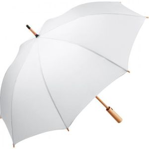 AC Midsize Eco Umbrellas in White