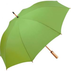 AC Midsize Eco Umbrellas in Lime