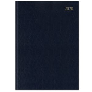 Branded A4 Diaries Embossed and Foil Blocked with your Logo
