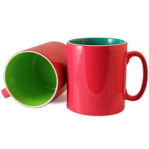 Pantone Matched Branded Mugs for Quality Business Gifts