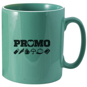 Corporate Printed Mugs in Any Colour for Marketing Campaigns